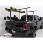 Thule Ladder Racks Review - 2019 Toyota Tacoma