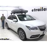 Thule Motion XT Rooftop Cargo Box Review