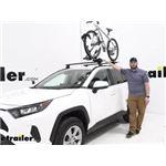 Thule Roof Bike Racks Review - 2019 Toyota RAV4