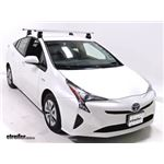Thule Roof Rack Review - 2017 Toyota Prius