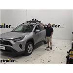 Thule Ski and Snowboard Racks Review - 2020 Toyota RAV4