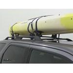 Thule Top Deck Rooftop Kayak Carrier Review