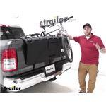 Thule Truck Bed Bike Racks Review - 2019 Ram 2500