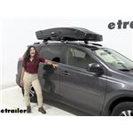 Thule Vector M Rooftop Cargo Box Review