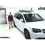 Thule Watersport Carriers Review - 2019 Dodge Grand Caravan