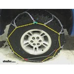 Titan Chain Diamond LT Alloy Snow Tire Chains Review