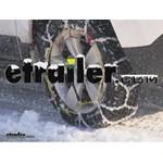 Titan Chain Diamond Alloy Snow Tire Chains Review