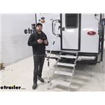 TorkLift Camper and RVs GlowGuide Handrail Review and Installation