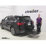 TorkLift  Hitch Cargo Carrier Review - 2014 Acura MDX