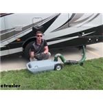 Tote-N-Stor Portable RV Wastewater Tank Review