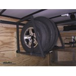 Tow-Rax Tire Storage Rack Review