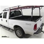 Thule TracRac Universal Steel Rac Truck Bed Ladder Rack Review