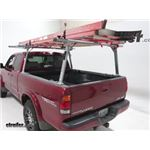 Thule T-Rac Pro2 Truck Bed Ladder Rack with Cantilever Review