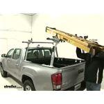 Thule T-Rac Pro2 Ladder Rack Review
