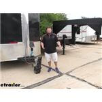 Trailer Valet XL Trailer Dolly with Chain Drive Review