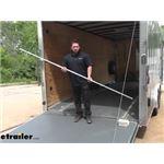 TRC Enclosed Trailer Angle Trim Review