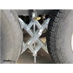 Ultra-Fab Super Grip Chock Wheel Stabilizer Review