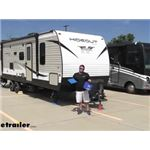Ultra-Fab Trailers and RV Leveling Blocks Review