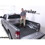 UWS Crossover Truck Bed Toolbox Installation - 2019 Ram 1500