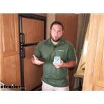 Valterra FridgeCool RV Refrigerator Fan Review
