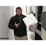 Valterra P-Series RV Screen Doors Replacement Slide Review