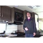Ventline RV Range Hood with Light Review