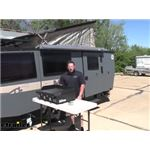 Way Interglobal Greystone Countertop Side by Side RV Griddle and Grill Review