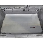WeatherTech Cargo Floor Liner Review - 2010 Dodge Grand Caravan