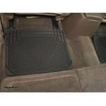 WeatherTech Rear Floor Mats Review - 2002 Toyota Tundra