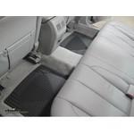 WeatherTech Rear Floor Mats Review - 2004 Toyota Avalon