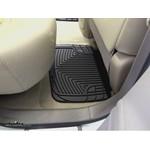WeatherTech Rear Floor Mats Review - 2010 Nissan Murano