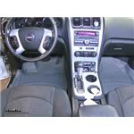 WeatherTech Front Floor Liners Review - 2012 GMC Acadia