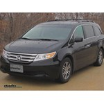WeatherTech Front Floor Liner Review - 2012 Honda Odyssey