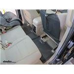 WeatherTech Rear Floor Mats Review - 2013 Dodge Durango
