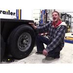 Westlake Silver Mod Wheel Radial Trailer Tire Review and Installation