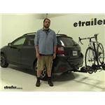 Yakima  Accessories and Parts Review - 2014 Subaru XV Crosstrek