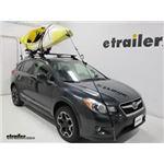 Yakima BowDown Folding J-Style Kayak Carrier Review