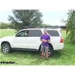 Yakima DoubleHaul Rooftop Fly Rod Carrier Review