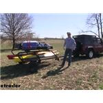 Yakima EasyRider Utility Trailer Review and Assembly