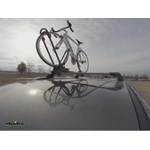 Yakima FrontLoader Roof Bike Rack Review - 2014 Ford Escape