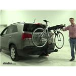 Yakima FullSwing Hitch Bike Racks Review - 2013 Kia Sorento