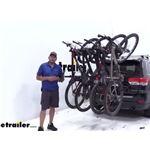 Yakima HangOver Tilting 4 Bike Rack Review
