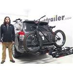 Yakima  Hitch Bike Racks Review - 2012 Toyota 4Runner