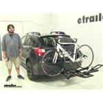 Yakima  Hitch Bike Racks Review - 2014 Subaru XV Crosstrek