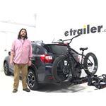 Yakima  Hitch Bike Racks Review - 2014 Subaru XV Crosstrek
