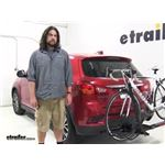 Yakima  Hitch Bike Racks Review - 2018 Mitsubishi Outlander Sport