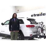 Yakima HoldUp Hitch Bike Racks Review - 2018 Jeep Grand Cherokee
