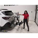 Yakima HoldUp Hitch Bike Racks Review - 2021 Subaru Outback Wagon