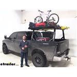 Yakima Overhaul HD Adjustable Truck Bed Rack Review