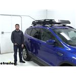 Yakima Roof Basket Review - 2017 Ford Escape